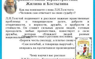 Характеристика костылина и его образ в рассказе толстого кавказский пленник