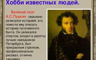 Сочинения про известных людей