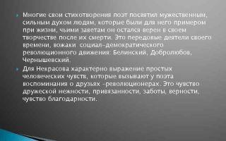 Сочинение гражданский пафос лирики некрасова (поэзии)