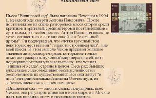 Образ и характеристика гаева в пьесе вишнёвый сад чехова сочинение