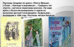 Сочинение минька в рассказе ёлка зощенко образ и характеристика
