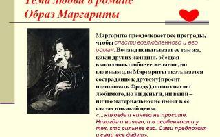 Характеристика и образ мастера в романе булгакова мастер и маргарита сочинение