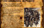 Анализ романа они сражались за родину шолохова
