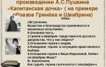 Образ и характеристика швабрина в романе капитанская дочка пушкина сочинение