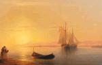 Сочинение по картине берега далмации айвазовского описание описание