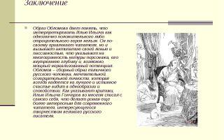 Образ и характеристика анисьи в романе обломов гончарова