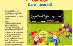 Сочинение на тему день знаний 1 сентября праздник